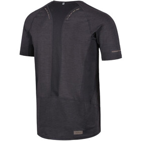 Zone3 Power Burst T-Shirt Men, charcoal marl/gun metal